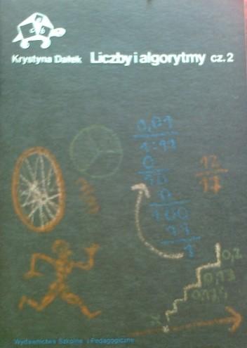Okładka książki Liczby i algorytmy, część 2