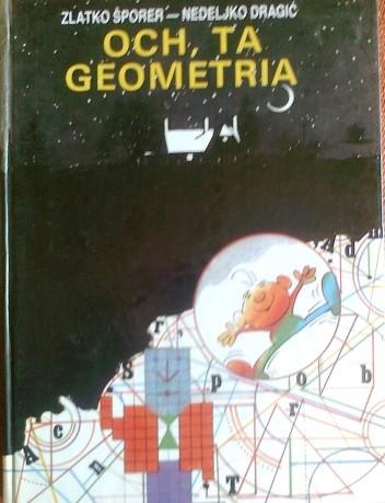 Okładka książki Och, ta geometria