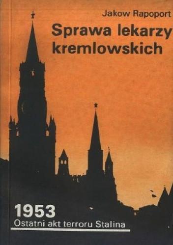 Okładka książki Sprawa lekarzy kremlowskich