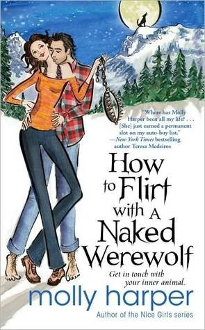 Okładka książki How to Flirt with a Naked Werewolf