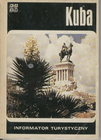 Okładka książki Kuba. Informator turystyczny