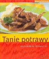 Okładka książki Tanie potrawy