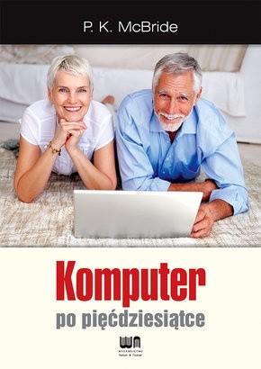 Okładka książki Komputer po pięćdziesiątce