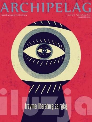 Okładka książki Archipelag 8/2012 Wiosna-Lato