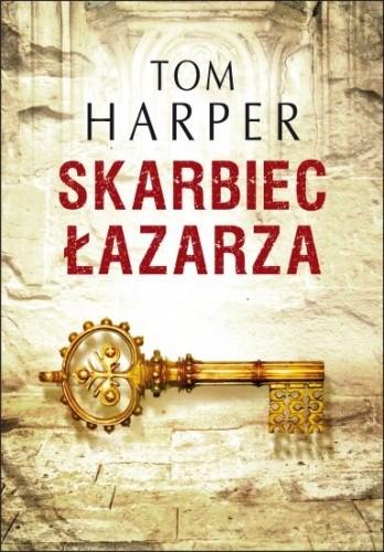 Okładka książki Skarbiec Łazarza