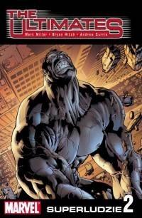 Okładka książki Ultimates: Superludzie 2
