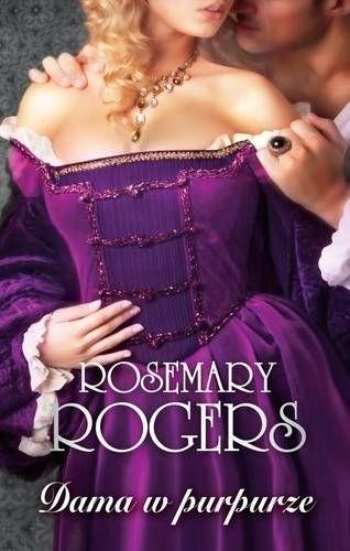 Okładka książki Dama w purpurze