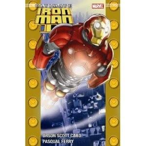 Okładka książki Ultimate Iron Man vol.2