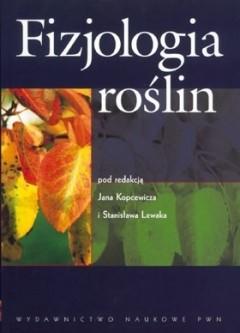 Okładka książki Fizjologia roślin