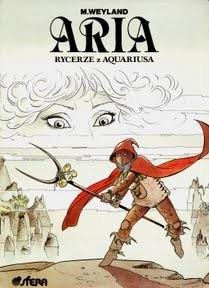 Okładka książki Rycerze z Aquariusa