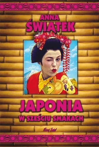 Okładka książki Japonia w sześciu smakach