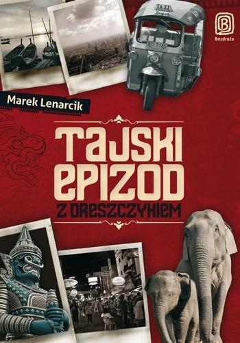 Okładka książki Tajski epizod z dreszczykiem