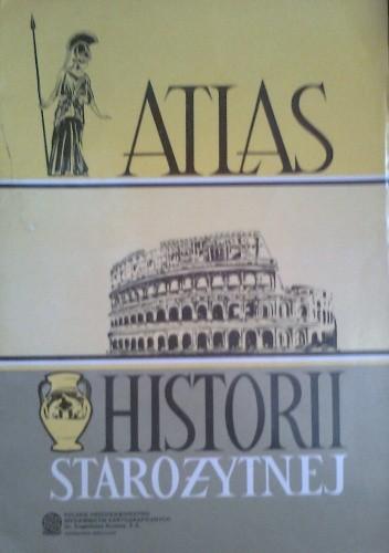 Okładka książki Atlas historii starożytnej