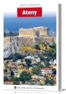 Okładka książki Miasta Marzeń. Ateny