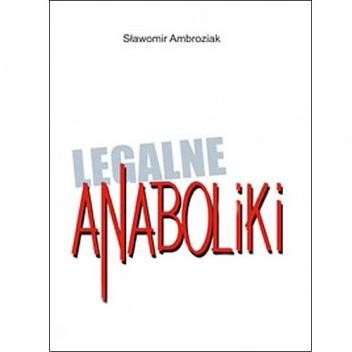 Okładka książki Legalne anaboliki