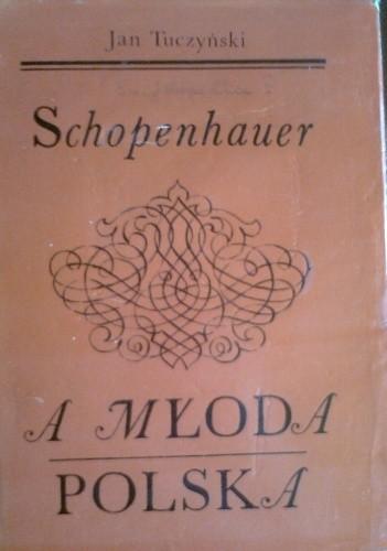 Okładka książki Schopenhauer a Młoda Polska
