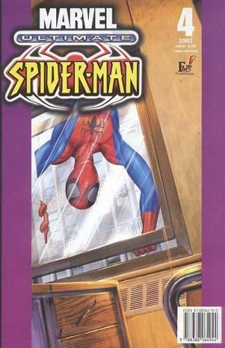 Okładka książki Ultimate Spider-Man 4: Mrzonki