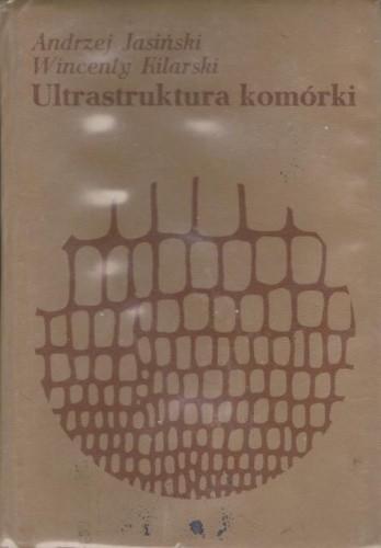 Okładka książki Ultrastruktura komórki