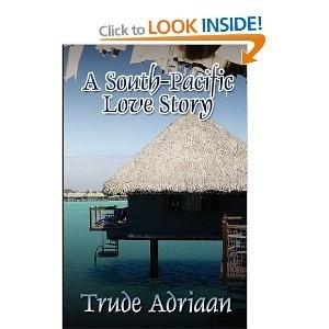 Okładka książki A South-Pacific Love Story