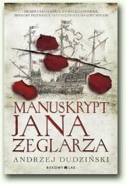 Okładka książki Manuskrypt Jana Żeglarza
