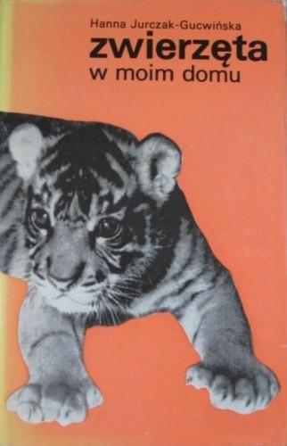 Okładka książki Zwierzęta w moim domu