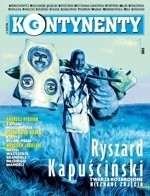 Okładka książki Kontynenty nr 1/2012