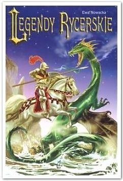Okładka książki Legendy rycerskie