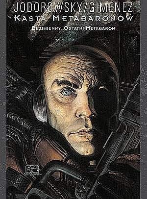 Okładka książki Kasta Metabaronów. Tom ósmy. Bezimienny, ostatni Metabaron