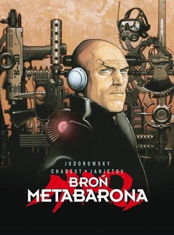 Okładka książki Broń Metabarona