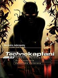 Okładka książki Tajemnice Technowatykanu. Gra doskonała. Galaktyka obiecana