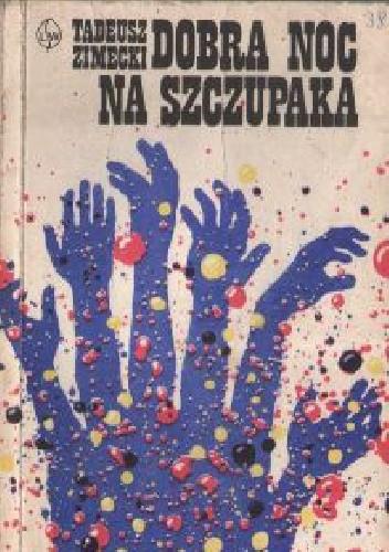 Okładka książki Dobra noc na szczupaka