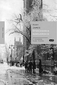 Okładka książki Opowiadania nowojorskie