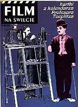 Okładka książki Film na Świecie, nr 397-398 (1996). Kartki z kalendarza profesora Toeplitza