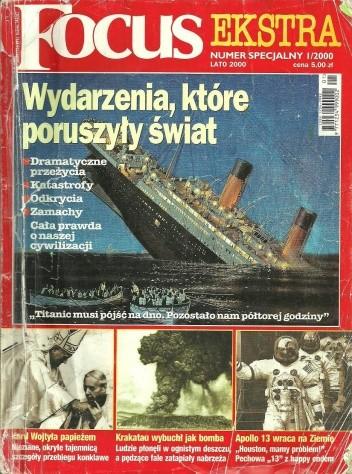 Okładka książki Focus Ekstra, numer specjalny 1/2000