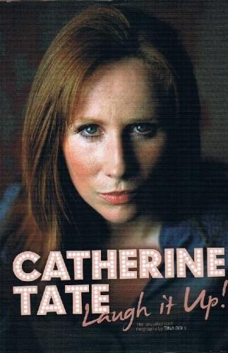 Okładka książki Catherine Tate. Laugh it Up!