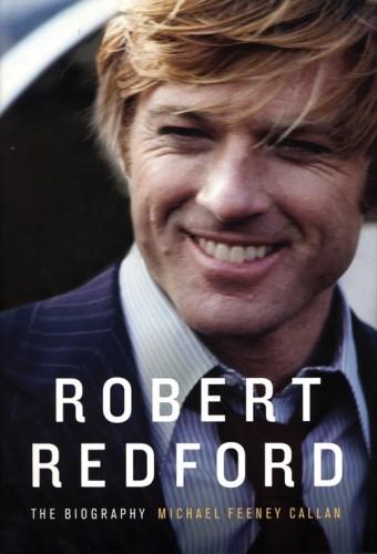 Okładka książki Robert Redford: The Biography