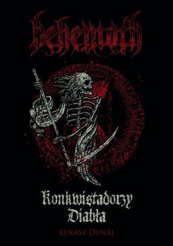 Okładka książki Behemoth - Konkwistadorzy Diabła