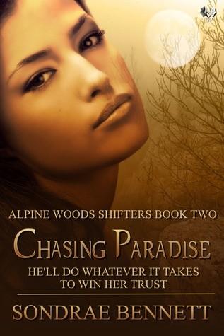 Okładka książki Chasing Paradise