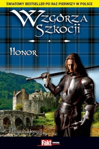 Okładka książki Honor