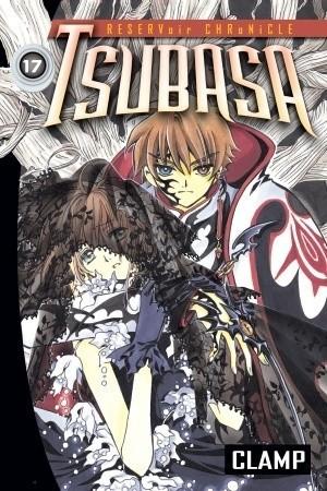 Okładka książki Tsubasa 17