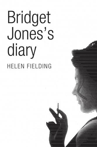 Okładka książki Bridget Jones's Diary