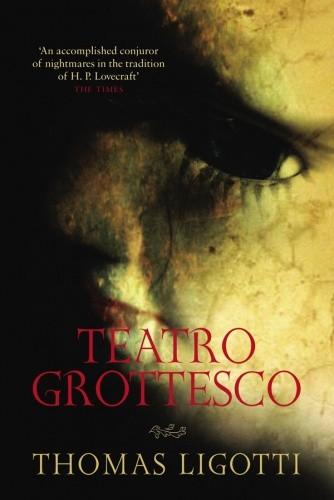Okładka książki Teatro Grottesco