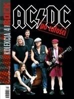 Okładka książki Teraz Rock. Kolekcja 'po całości', nr 4. AC/DC