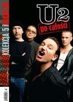 Okładka książki Teraz Rock. Kolekcja 'po całości', nr 5. U2