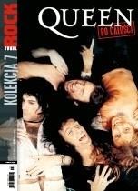 Okładka książki Teraz Rock. Kolekcja 'po całości', nr 7. Queen