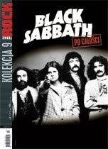 Okładka książki Teraz Rock. Kolekcja 'po całości', nr 9. Black Sabbath