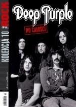 Okładka książki Teraz Rock. Kolekcja 'po całości', nr 10. Deep Purple