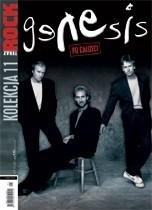 Okładka książki Teraz Rock. Kolekcja 'po całości', nr 11. Genesis