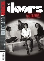 Okładka książki Teraz Rock. Kolekcja 'po całości', nr 13. The Doors