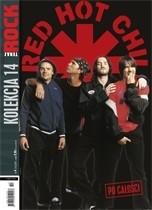 Okładka książki Teraz Rock. Kolekcja 'po całości', nr 14. Red Hot Chili Peppers